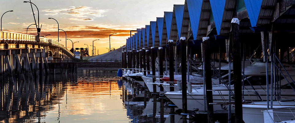 Vancouver Marina Slips