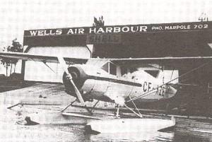 Vancouver Marina History